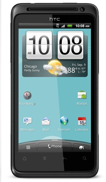 HTC Hero S Specs, review, opinions, comparisons