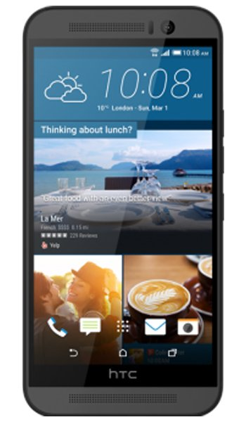 HTC One M9s - Characteristics, specifications and features