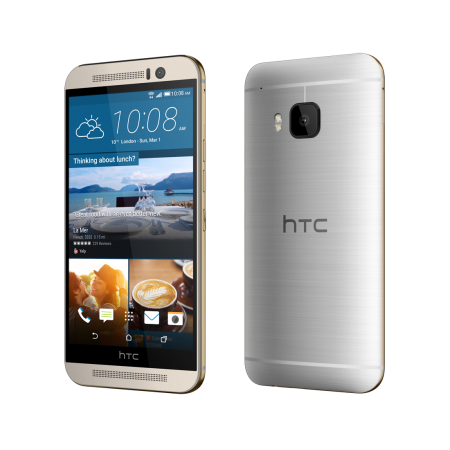 HTC One M9s - images