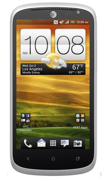 HTC One VX - Characteristics, specifications and features