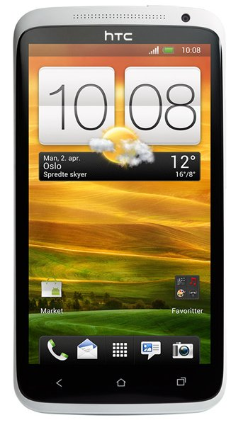 HTC One X Specs, review, opinions, comparisons