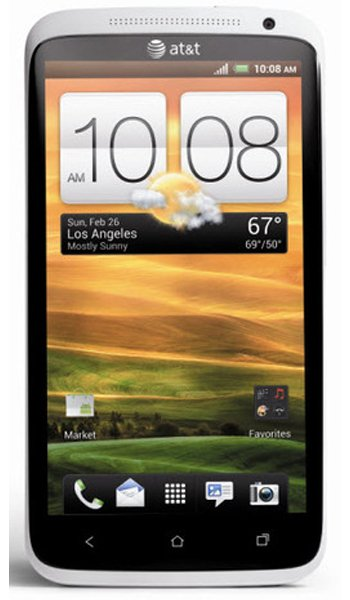 HTC One X AT&T Specs, review, opinions, comparisons