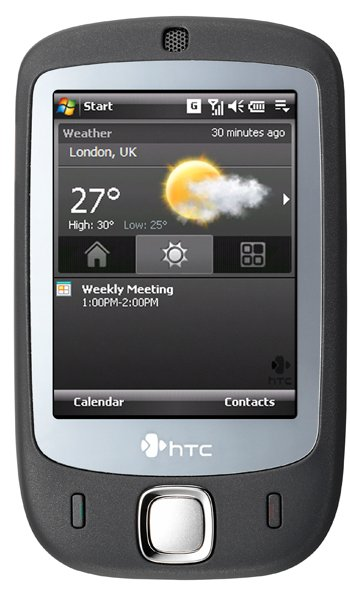 HTC Touch Specs, review, opinions, comparisons