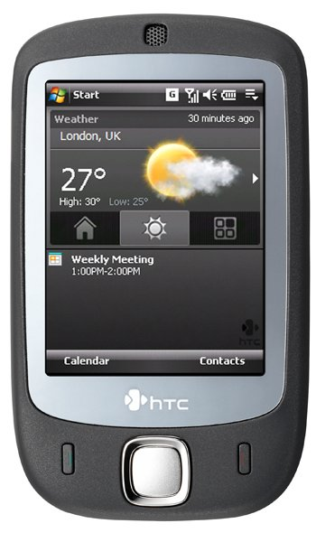 HTC Touch Dual Specs, review, opinions, comparisons