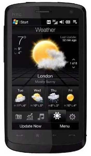 htc touch hd t8285 specs review release date phonesdata rh phonesdata com HTC Touch Phones HTC TyTN
