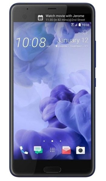 HTC U Ultra - Characteristics, specifications and features