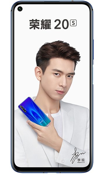 Huawei Honor 20S Specs, review, opinions, comparisons