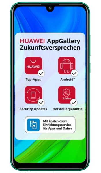 Huawei P smart 2020 Specs, review, opinions, comparisons