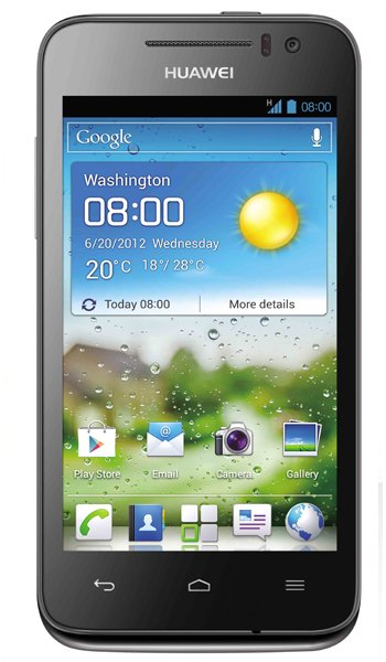 Huawei Ascend G330 technische daten, test, review