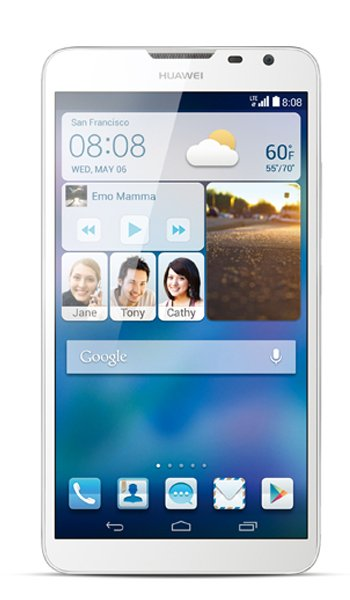 Huawei Ascend Mate2 4G Specs, review, opinions, comparisons