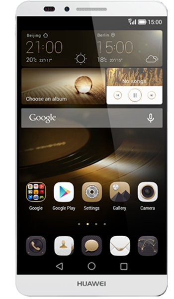 Huawei Ascend Mate7 Specs, review, opinions, comparisons