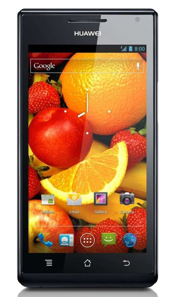 Huawei Ascend P1 Specs, review, opinions, comparisons