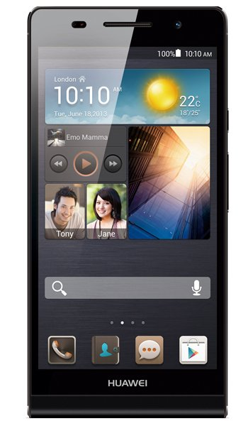 Huawei Ascend P6 Specs, review, opinions, comparisons