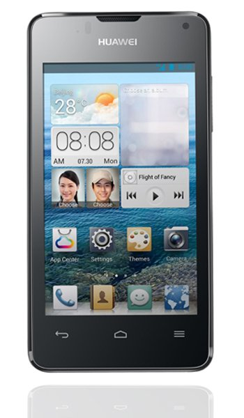Huawei Ascend Y300 Specs, review, opinions, comparisons