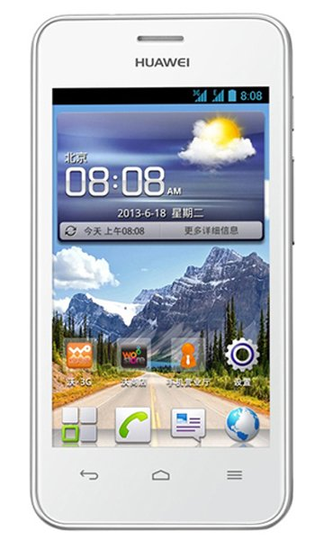 Huawei Ascend Y320 Specs, review, opinions, comparisons