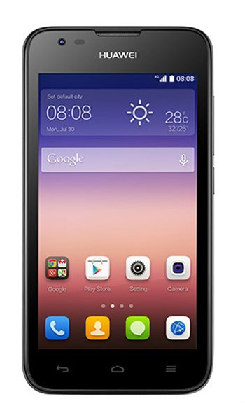Huawei Ascend Y550 Specs, review, opinions, comparisons
