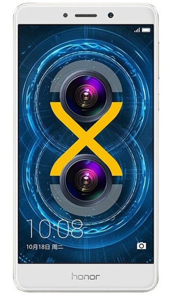 Huawei Honor 6x (2016) Specs, review, opinions, comparisons