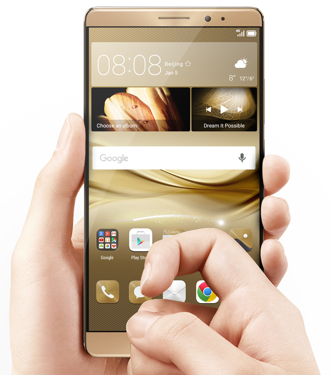 Huawei Mate 8 - images