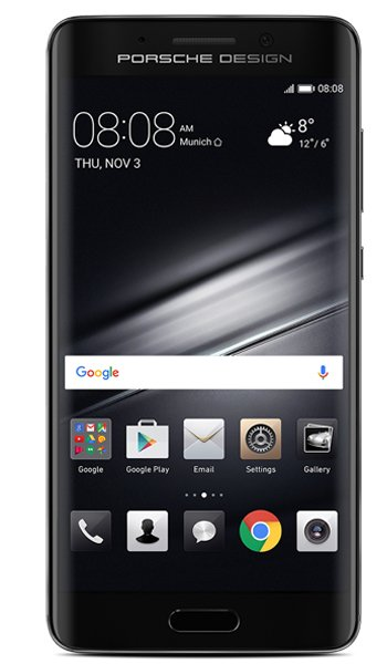 Huawei Mate 9 Porsche Design Specs, review, opinions, comparisons