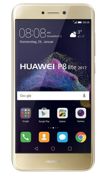 Huawei P8 Lite (2017) Specs, review, opinions, comparisons