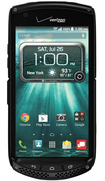Kyocera Brigadier Specs, review, opinions, comparisons