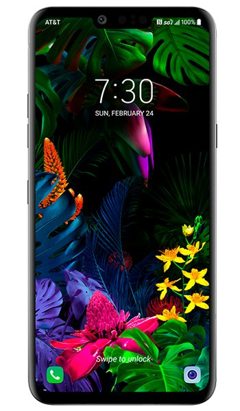 LG G8 ThinQ Specs, review, opinions, comparisons