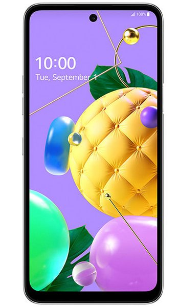 LG K52 Specs, review, opinions, comparisons
