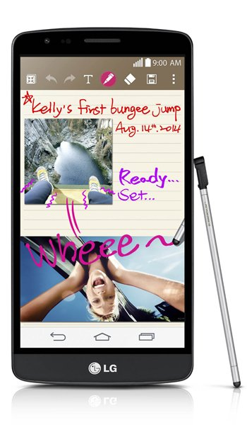 LG G3 Stylus Specs, review, opinions, comparisons