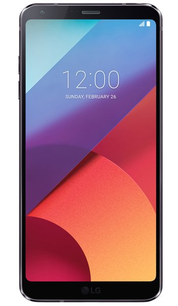 LG G6 Specs, review, opinions, comparisons