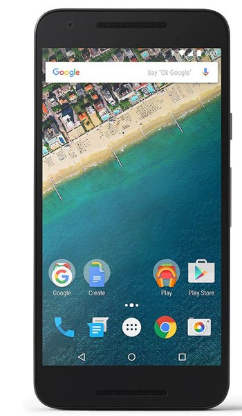 LG Nexus 5X Specs, review, opinions, comparisons