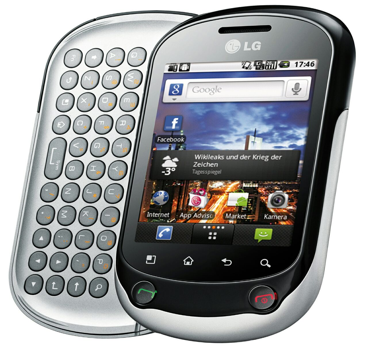 lg phone games and applications