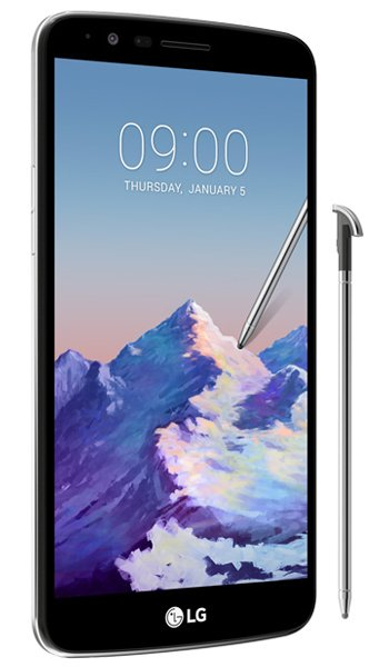 LG Stylus 3 - Characteristics, specifications and features