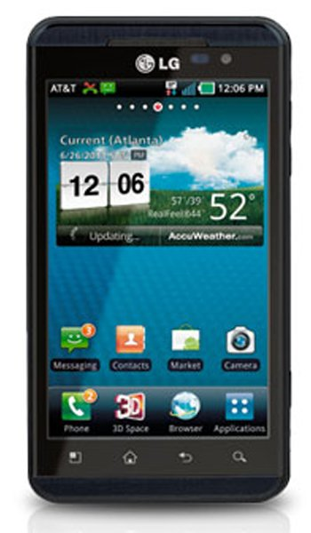 LG Thrill 4G P925 Specs, review, opinions, comparisons