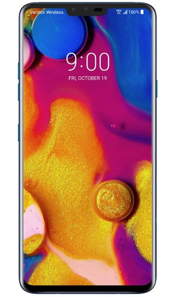 LG V40 ThinQ Specs, review, opinions, comparisons