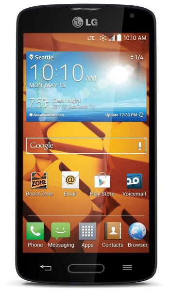 LG Volt - Characteristics, specifications and features