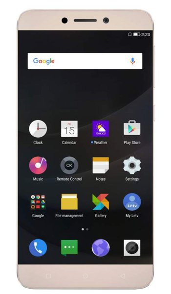 LeEco Le 2 Pro specs, review, release date - PhonesData