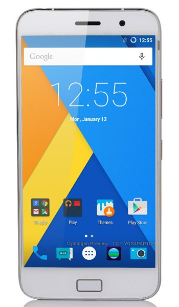Lenovo Zuk Z1 - Characteristics, specifications and features