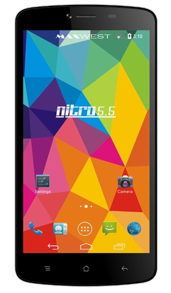 Maxwest Nitro 5.5 Specs, review, opinions, comparisons