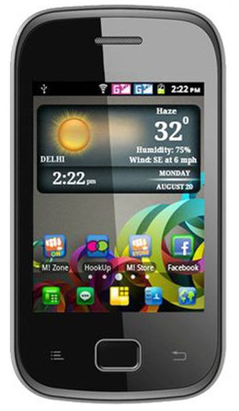 Micromax A25 specs, review, release date - PhonesData