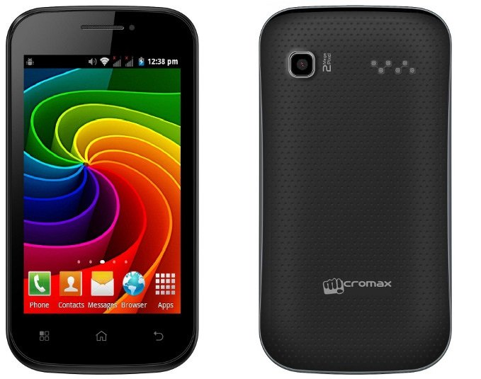 of micromax bolt a35