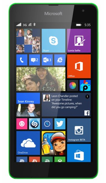 Microsoft Lumia 640 XL LTE Specs, review, opinions, comparisons