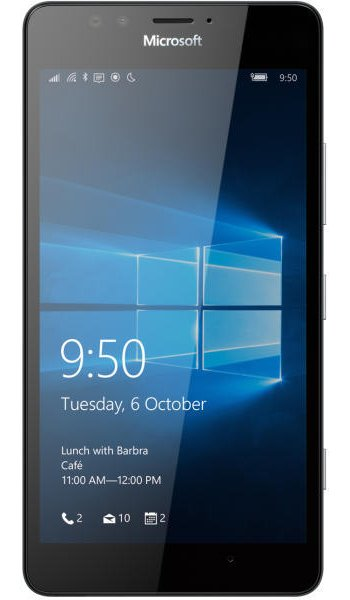 Microsoft Lumia 950 - Characteristics, specifications and features