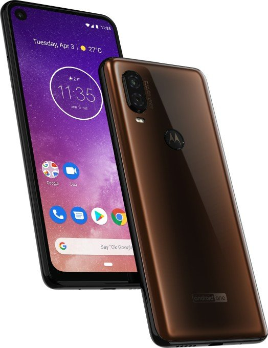Motorola one vision datenblatt