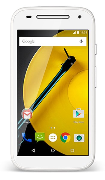Motorola Moto E (2nd gen) Specs, review, opinions, comparisons