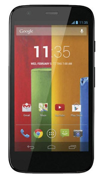 Motorola Moto G Specs, review, opinions, comparisons