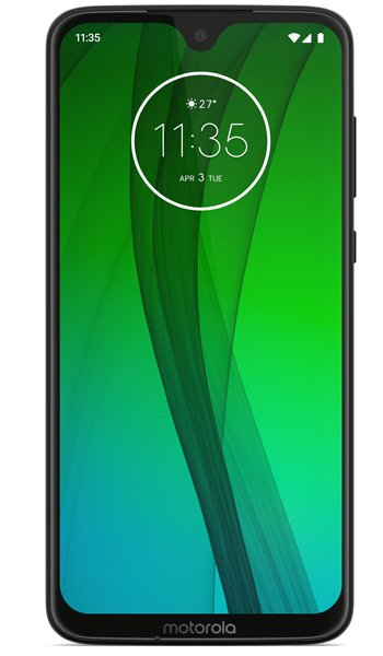 Motorola Moto G7 Specs, review, opinions, comparisons