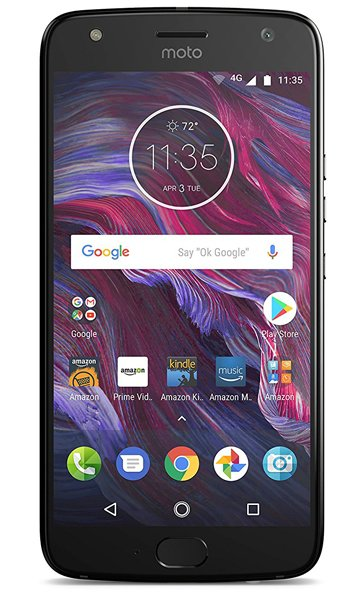 Motorola Moto X4 Specs, review, opinions, comparisons