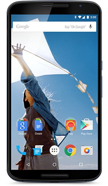 Motorola Nexus 6 Specs, review, opinions, comparisons