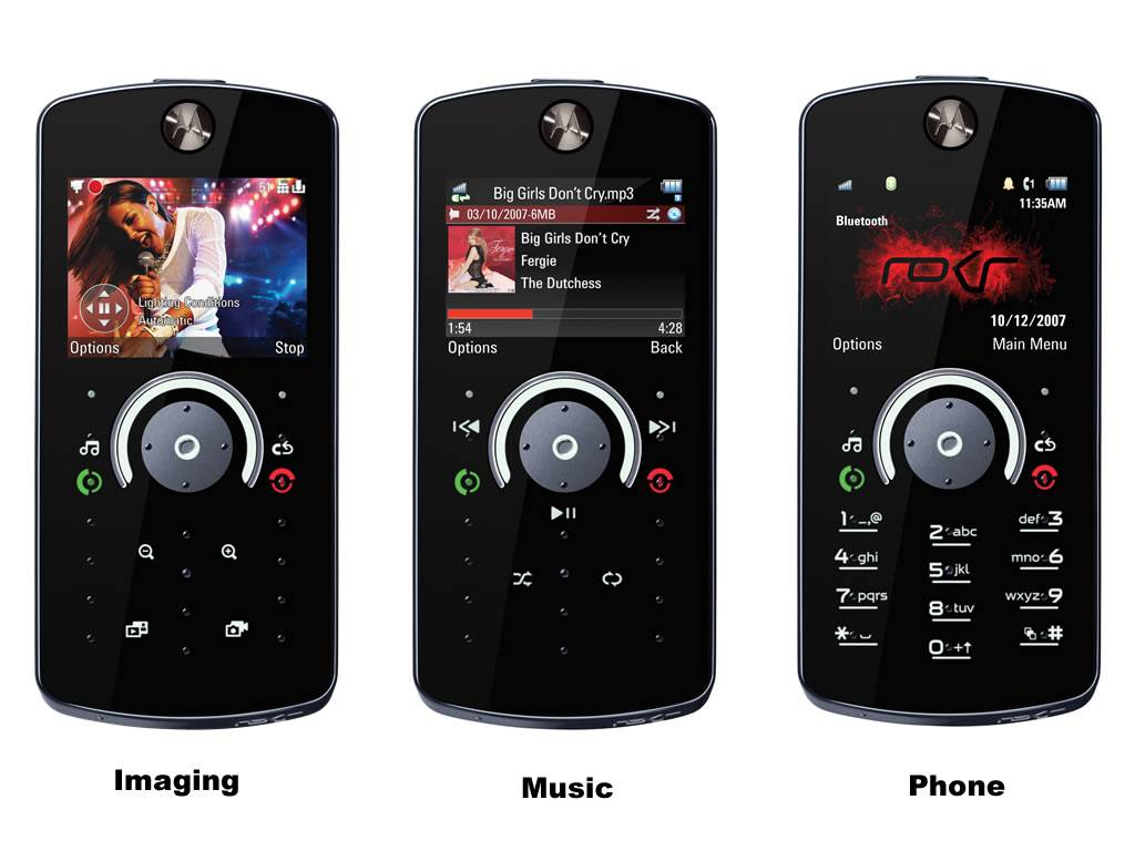 Motorola ROKR E8 specs, review, release date