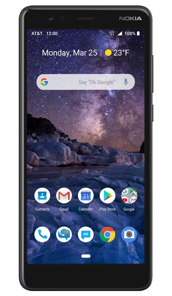 Nokia  3.1 A Specs, review, opinions, comparisons
